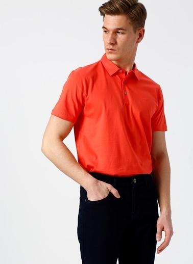 Cotton Bar Tişört Kırmızı